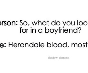 boyfriend, the mortal instruments, and herondale image