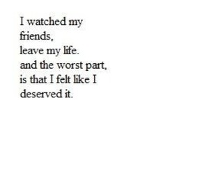 Dear Ex Best Friend Pt1 On We Heart It
