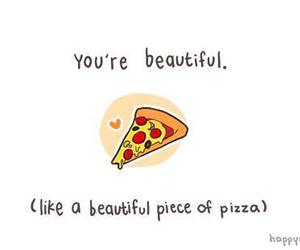 pizza, beautiful, and food image