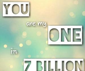 million, billion, and love image
