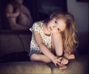 beautiful, young, and girl image