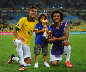 neymar, marcelo, and neymar jr image