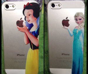 5, apple, and frozen image