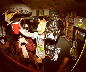 party, star wars, and boy image