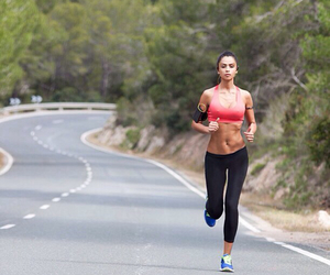 run, fit, and running image