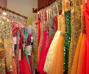 dress, dresses, and sheri hill image