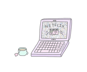 netflix and overlay image