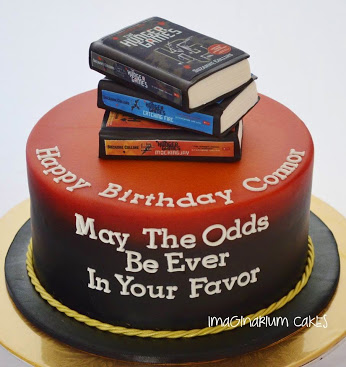 Groovy Hunger Games Birthday Cake Discovered By Funny Birthday Cards Online Elaedamsfinfo