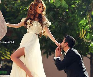 amazing, dress, and love image