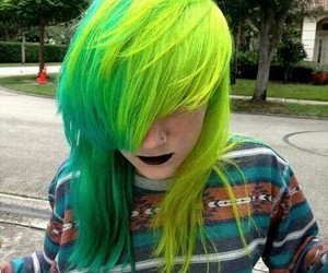 green, style, and jair image