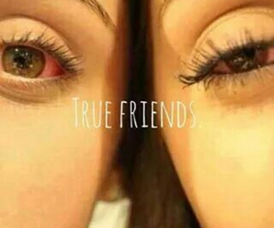 weed, friends, and eyes image