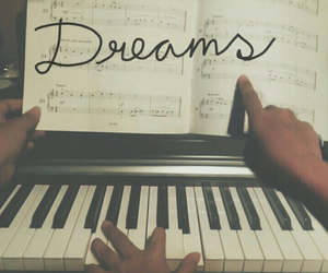 Dream, music, and band image
