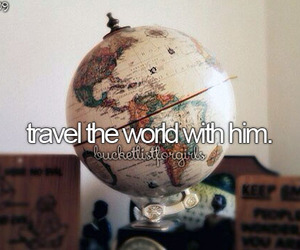 travel and bucket list image