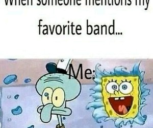 band, funny, and favorite image