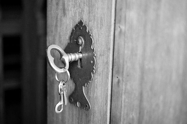 door lock and key black and white. Contemporary And On Door Lock And Key Black White E