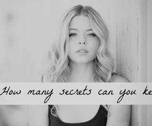 pretty little liars, secrets, and pll image
