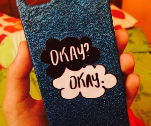 iphone, phonecase, and the fault in our stars image