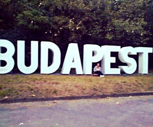 budapest, festival, and sziget image