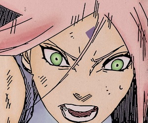 naruto and sakura image
