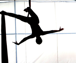 dance, danza aérea, and aerial dance image