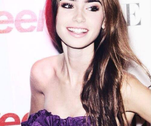 lily collins and pretty image