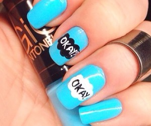 nails and the fault in our stars image