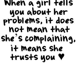 girl, trust, and quotes image