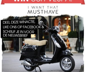 scooter, Vespa, and win image