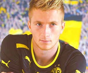 marco reus, germany, and borussia dortmund image