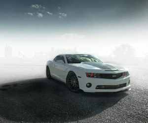 camaro, cars, and chevrolet image