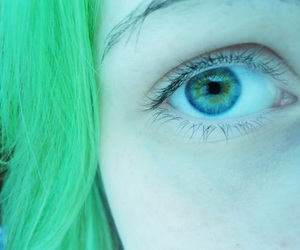 beautiful, colors, and eye image