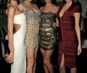 Adriana Lima, miranda kerr, and Victoria's Secret image