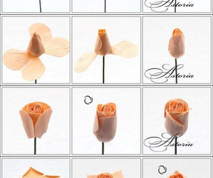 diy, flowers, and rose image