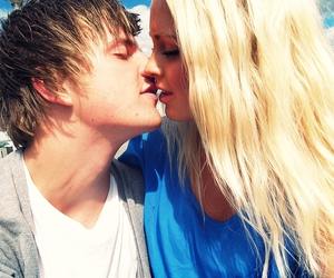 couple, sweet, and love image