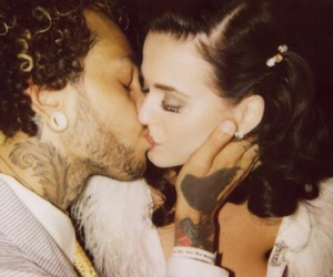 katy perry, travie mccoy, and Travis McCoy image