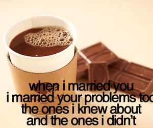 block, coffe, and quote image