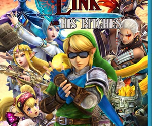 link, lol, and hyrule warriors image