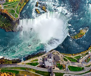 niagara falls, niagara, and nature image