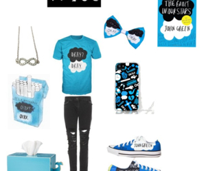 accessories, blue, and cool image