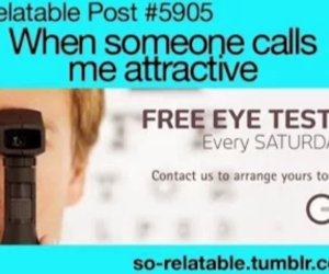 attractive, humour, and teenager post image