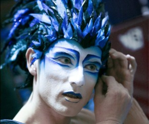 cirque du soleil and stage makeup image