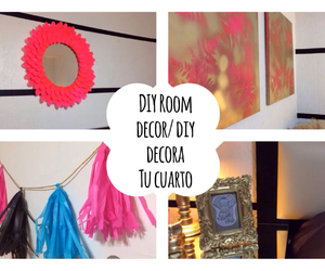 cuadros, decor, and decoracion image
