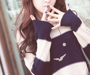 cute, kfashion, and ulzzang image