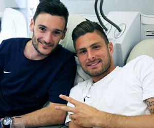 football, france, and hugo lloris image