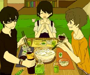 anime, kokonoe arata, and boy image