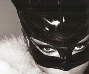 Naomi Campbell, cat woman, and cat image