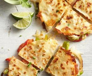 food, healthy, and quesadillas image