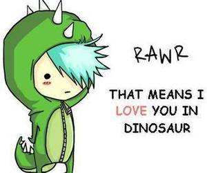 dinosaur, sick of it, and lame image