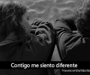 love, diferente, and couple image