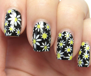 nails, pretty, and perfect image